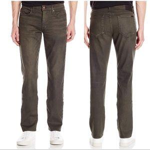 •JOE'S•Olive 31 x 33 Brixton Straight Narrow Jeans